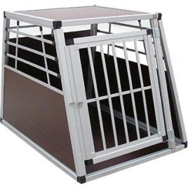H+F40	1er Hundetransportbox klein