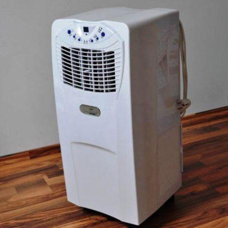 weißes Klimagerät