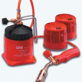 H+H60Lötlampe LM 3000 Flammtemperatur bis 1750 °C