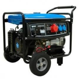 S10Güde GSE 6700 Stromgenerator Stromerzeuger 9,5 kW / 13 PS / 230 V / 400 V Anschlüsse
