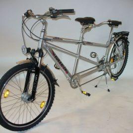 H+F11Tandem Fahrrad 26 Zoll – 5 Gang